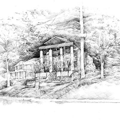 Antinori Residence :: Atlanta, Georgia