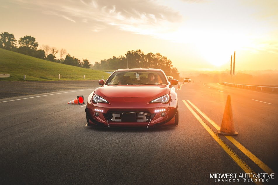 CONNOR AIGNER | 2013 ROCKET BUNNY GT86