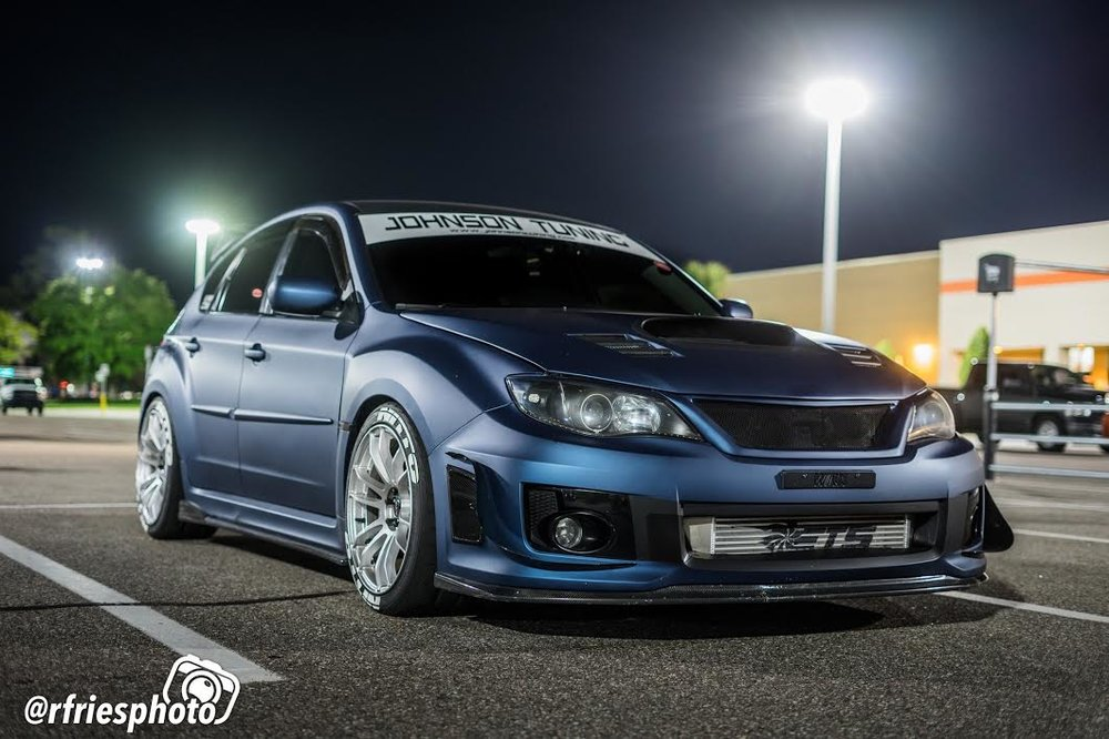 JAKE FISHER | 2011 WRX HATCH