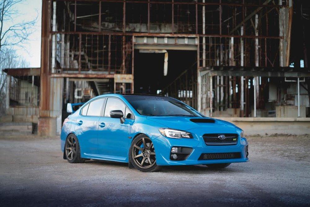 MONTANA MADISON 2016 Subaru Sti - Limited IG: VadedMob