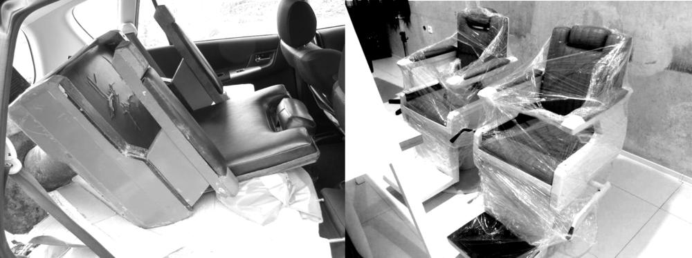 """Хиляда и петстотин лева,един месец по-късно и столът е готов """"да се върне на работа"""""""