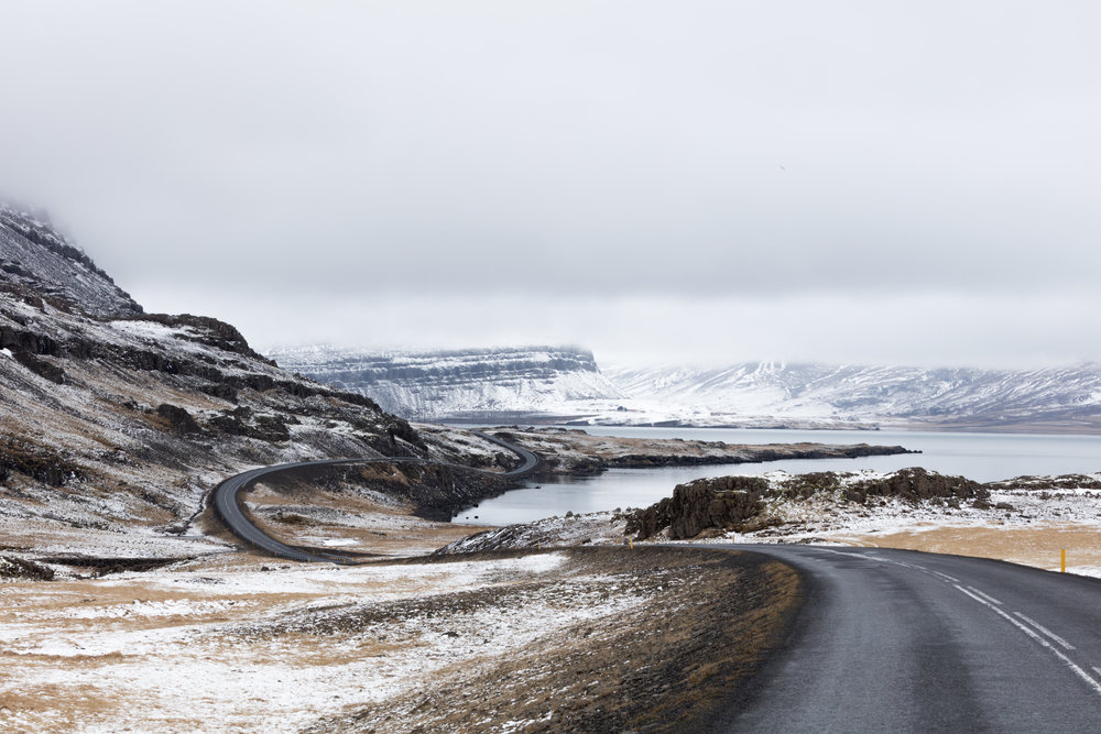 The ring road | East Iceland - Faune