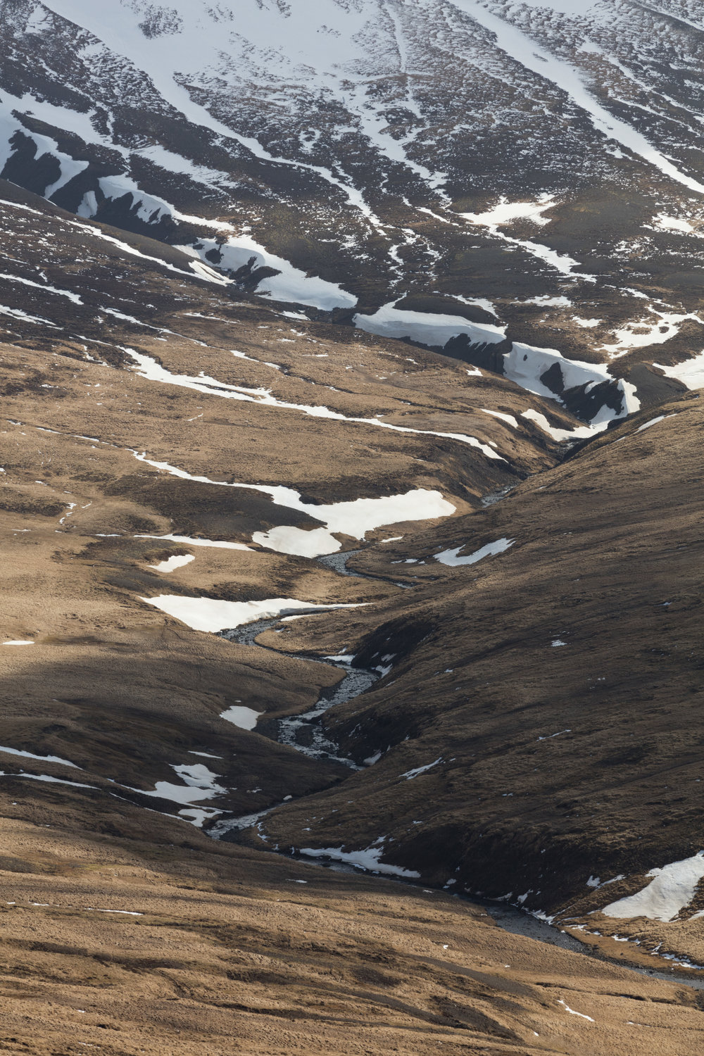 Mountain Valley, West Iceland | The Fox Plateau - Faune