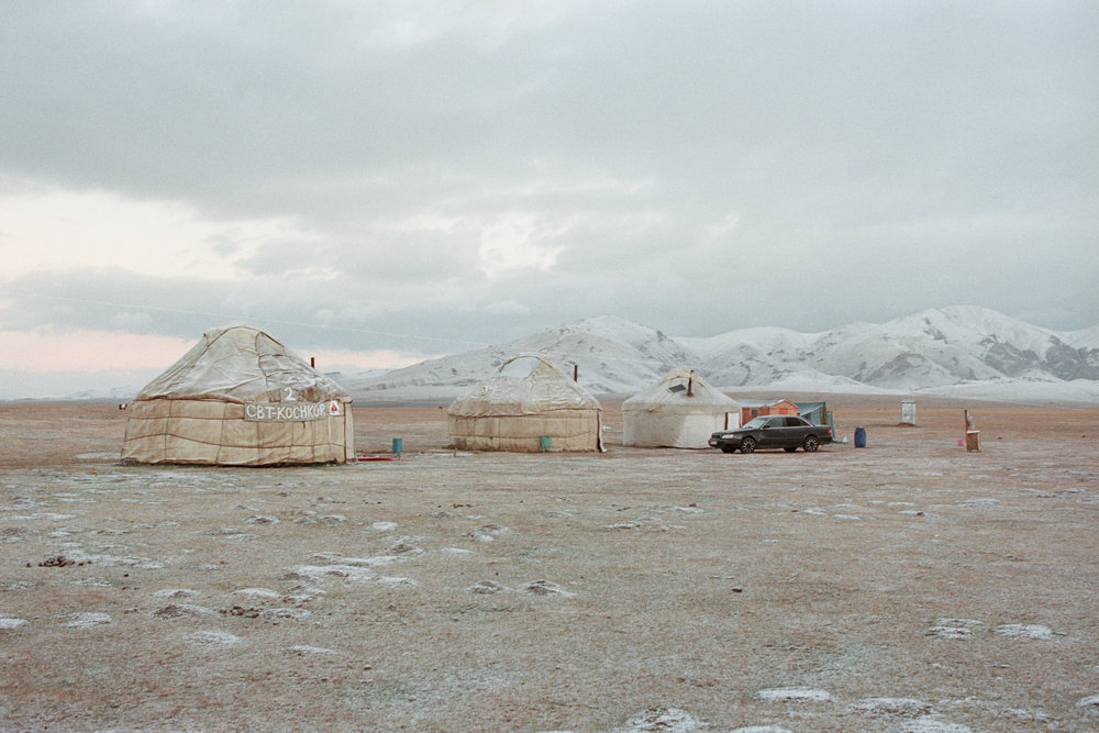 Nomadic Yurts | Portraits from Kyrgyzstan by Celine Meunier - Faune