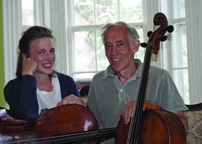 Jennifer Morsches and Timothy Merton, Artistic Directors