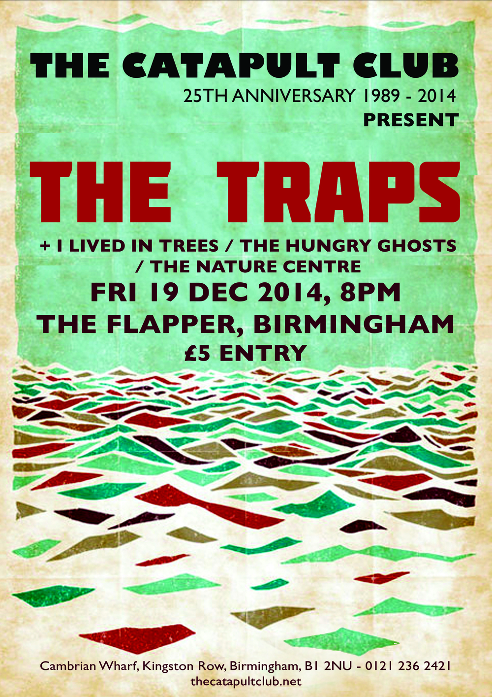 The Traps_Flapper_191114.jpg