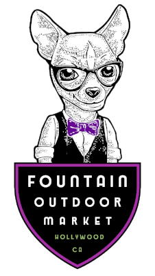 TREEHOUSE PRESENTS  Fountain Outdoor Market   SEPTEMBER  30th 2018  Hollywood, CA