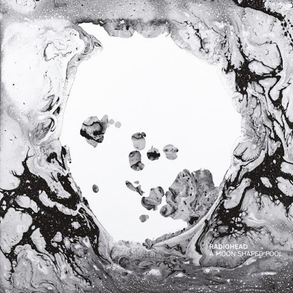 A Moon Shaped Pool was released in May 2016