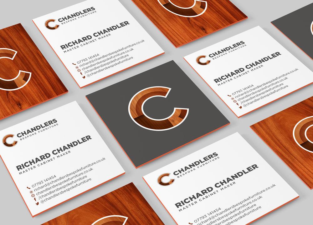 Branding for bespoke furniture design company