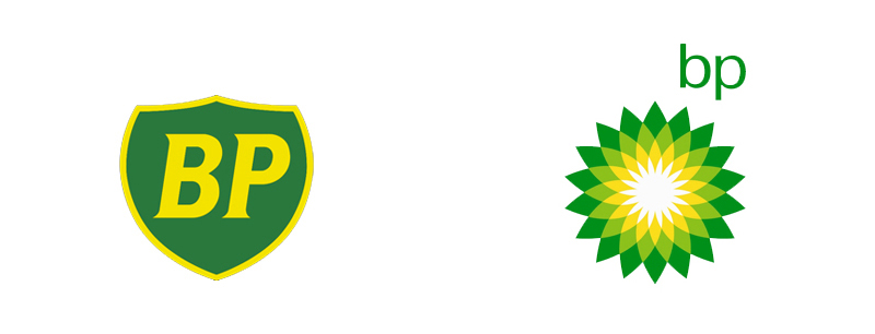 The Deepwater Horizon oil spill in 2010 thrust the BP rebrand from 2000 back into the media spotlight ... for all the wrong reasons.