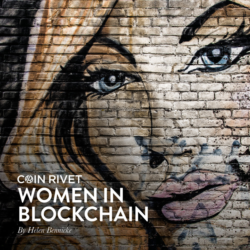 Women in Blockchain Article Social Media Promo