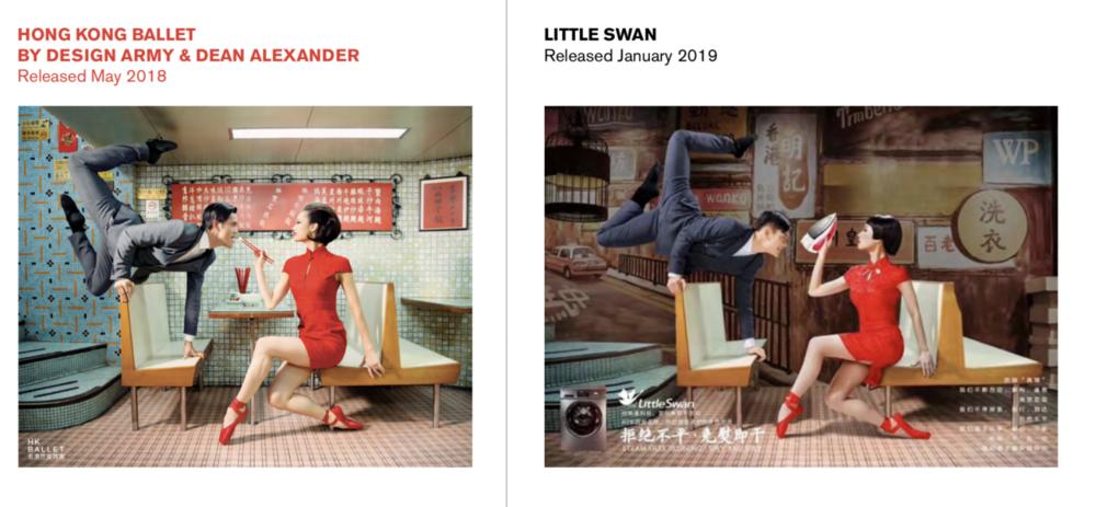 Hong Kong Ballet vs Little Swan