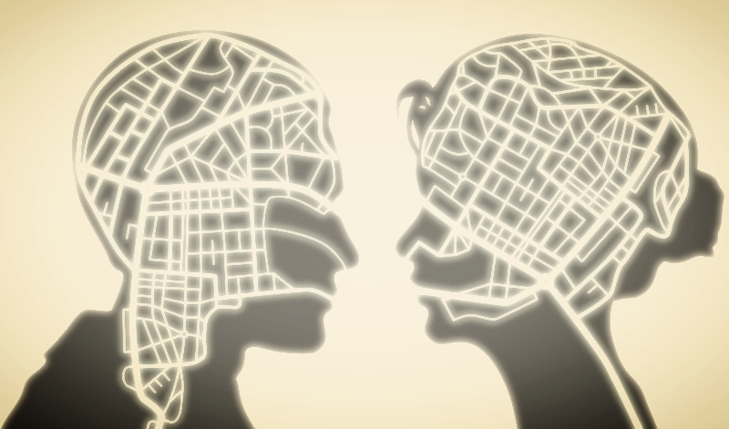 We Like To Think Of Ourselves As    GPS For Your Mind