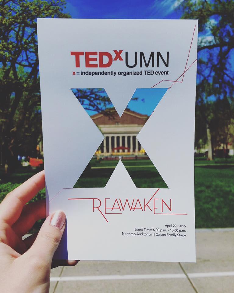 TEDxUMN_Reawaken