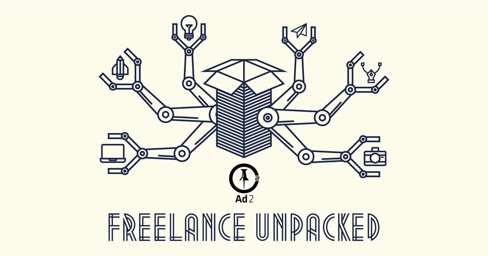 Ad 2 Minnesota's Freelance Unpacked