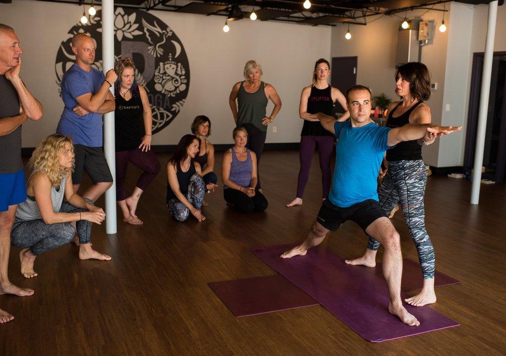 CO: Up Yoga