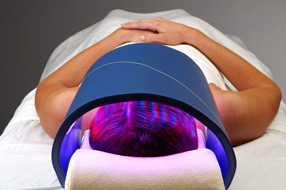 LED Facial Treatment