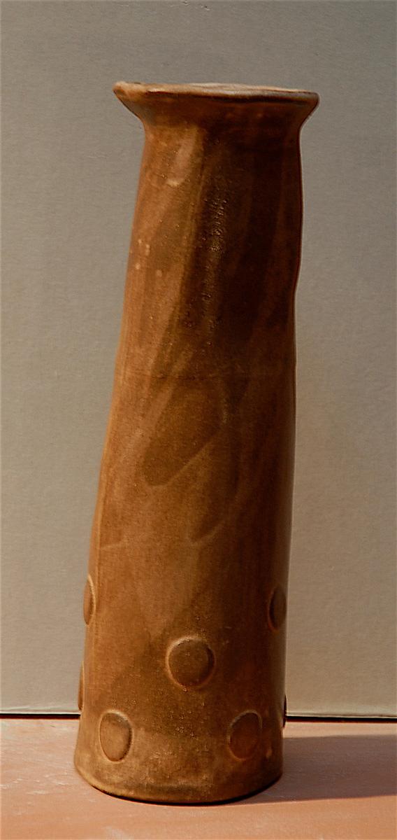 BROWN FAT LIPPED VESSEL