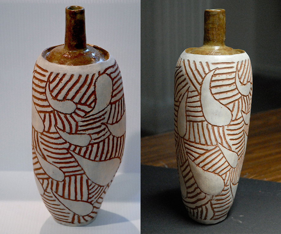 INCISED RAIN VESSEL | SOLD