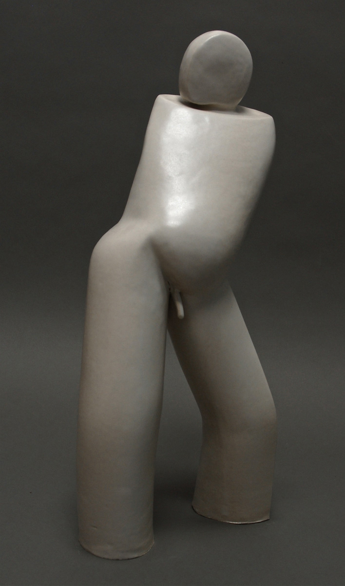 WHITE MALE FIGURE