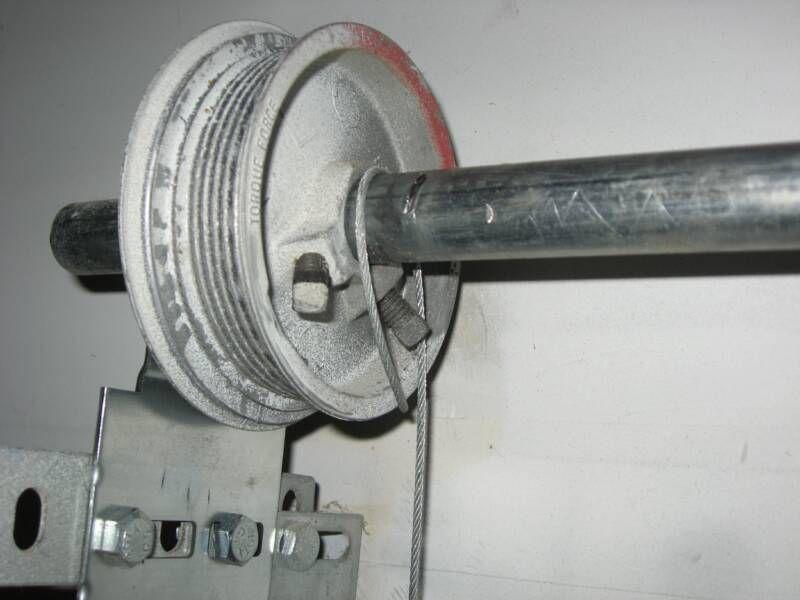 Garage Door Cable Repairs Overhead Door Company Of Bellingham