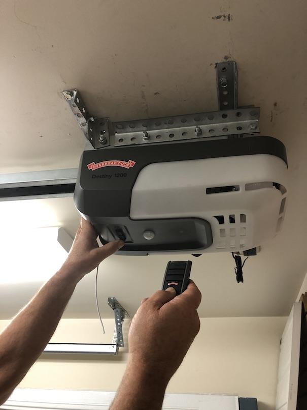 Garage Door Opener Repair Overhead Door Company Of Bellingham