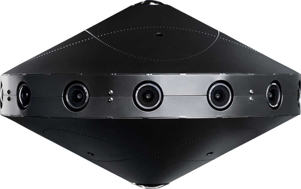 Facebook Surround 360 camera is now available on GitHub (Source: Facebook 360)