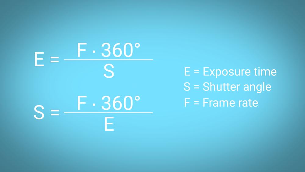 shutter speed formula wipster