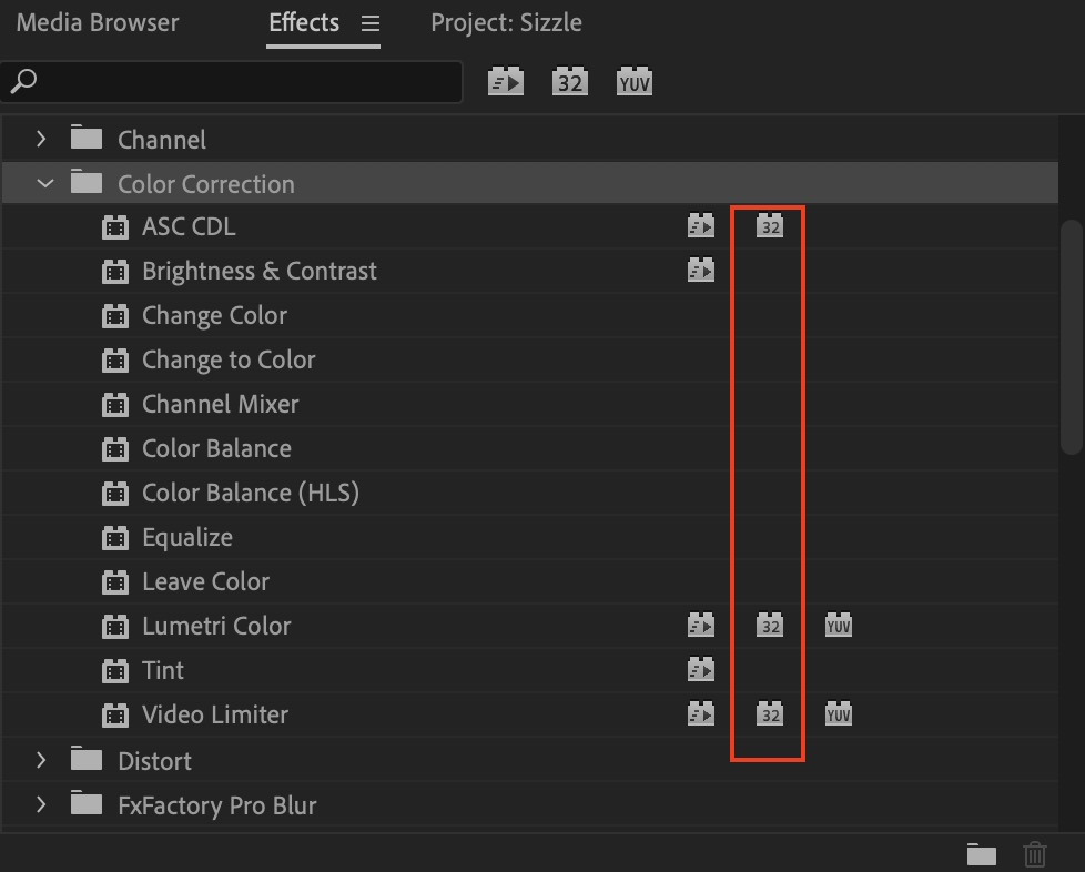 32-bit effects adobe premiere pro wipster