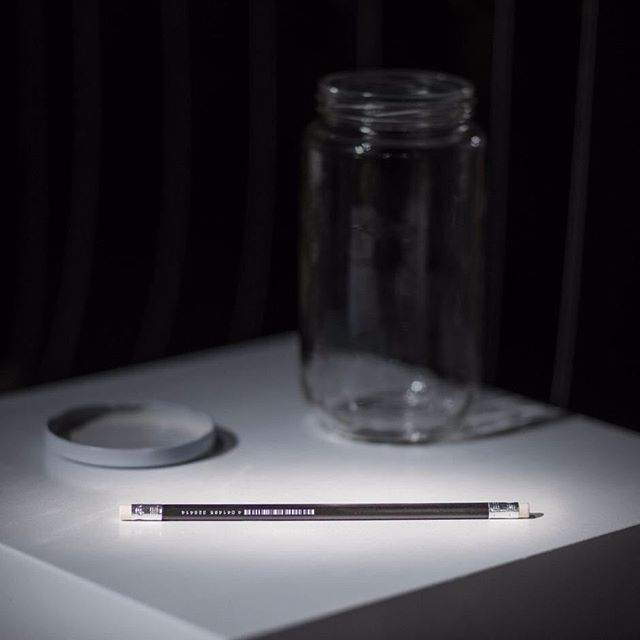 How will you tell the story of a design made only to erase? This provocative object confronts a provocative subject. Created in limited edition for the D&F initiative Transitions: Migration and Travel, this pencil sealed by two erasers reflects the challenges refugees face when trying to write their new story. Put this statement piece on your desk or in your living room to remind you of those whose stories have been erased. #Pencil #AddFlow #ReframingDesign #DesignAndFlow #ActionableChange #Collab