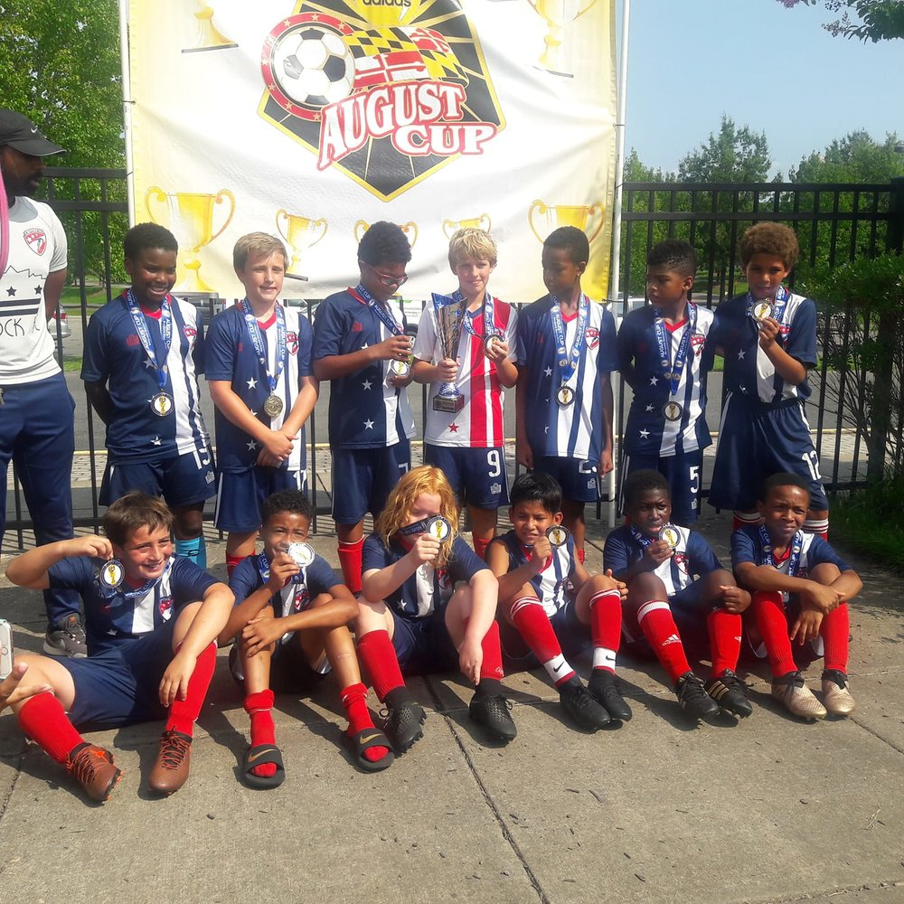 Champions - 2007 Boys Blue