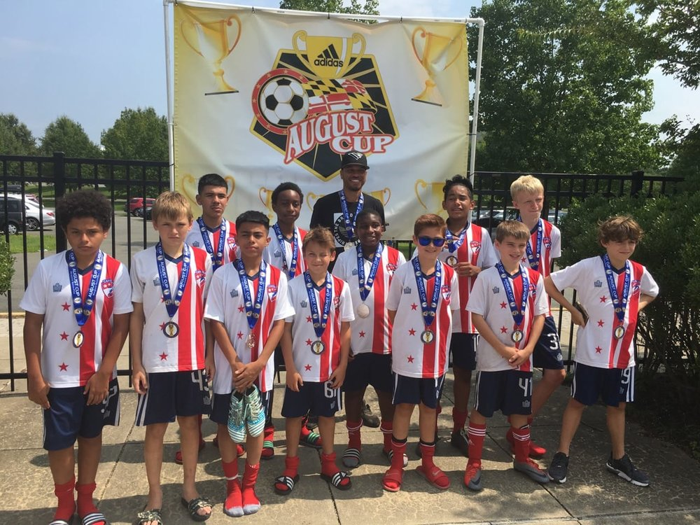 Finalists - 2005 Boys White