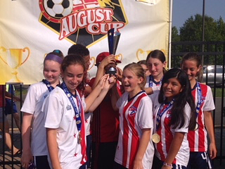 Champions - 2005 Girls Red