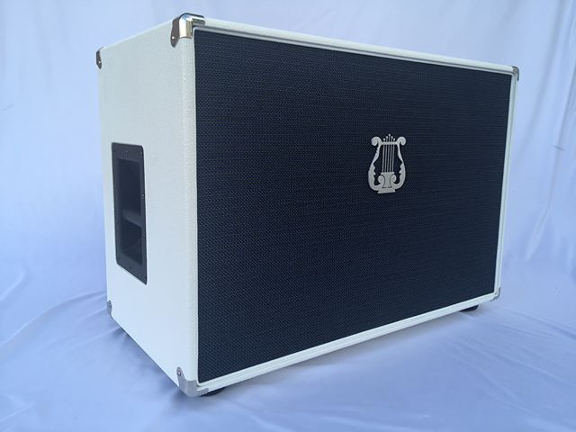 Siren Sound horizontal 2x12: the staple of our guitar cab lineup! #sirensound #guitar #guitarcab #celestion #2x12