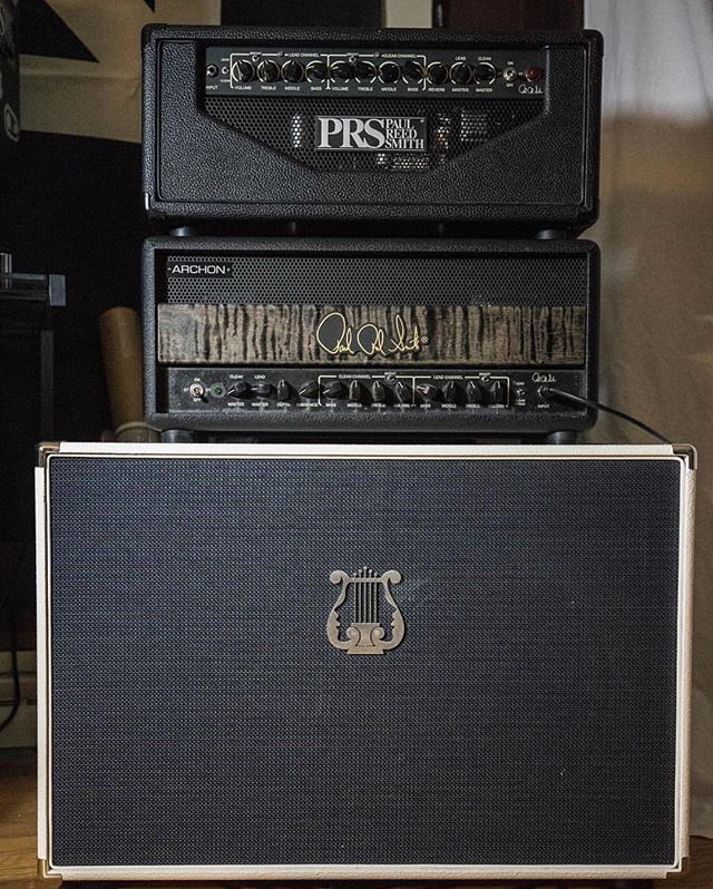 #prs #archon #guitaramp #guitar #sirensound #2x12 #guitarcab