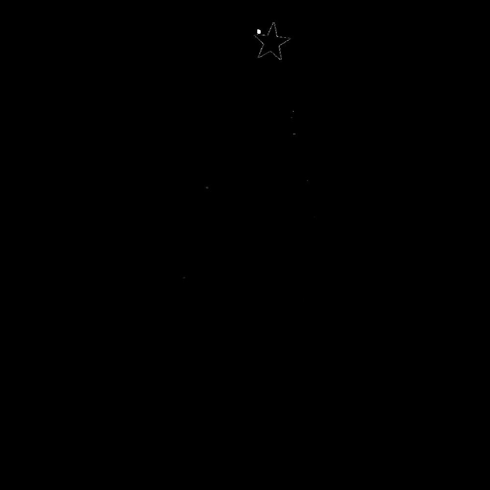 bondfire radio - black white logo.png