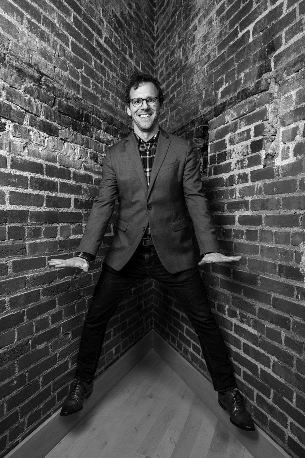 Greg Goss AIA | Senior Associate | Director of Architecture