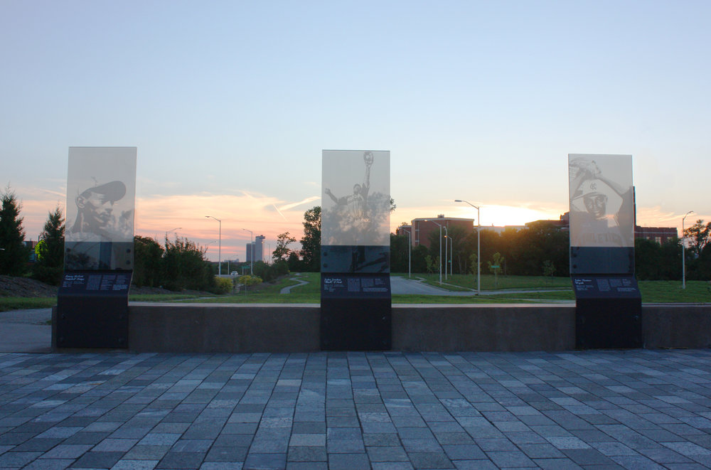 Monarch Manor Memorial Plaza | Infill Lot Improvement Strategies