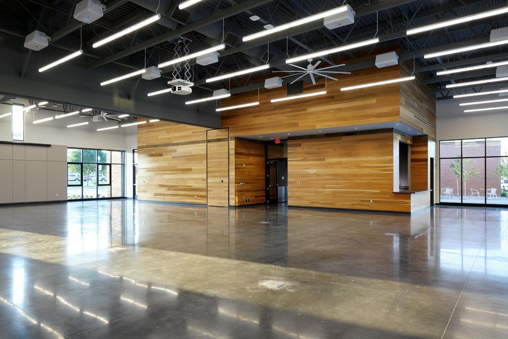 Raymore Municipal Center | Multi-use Civic Facility