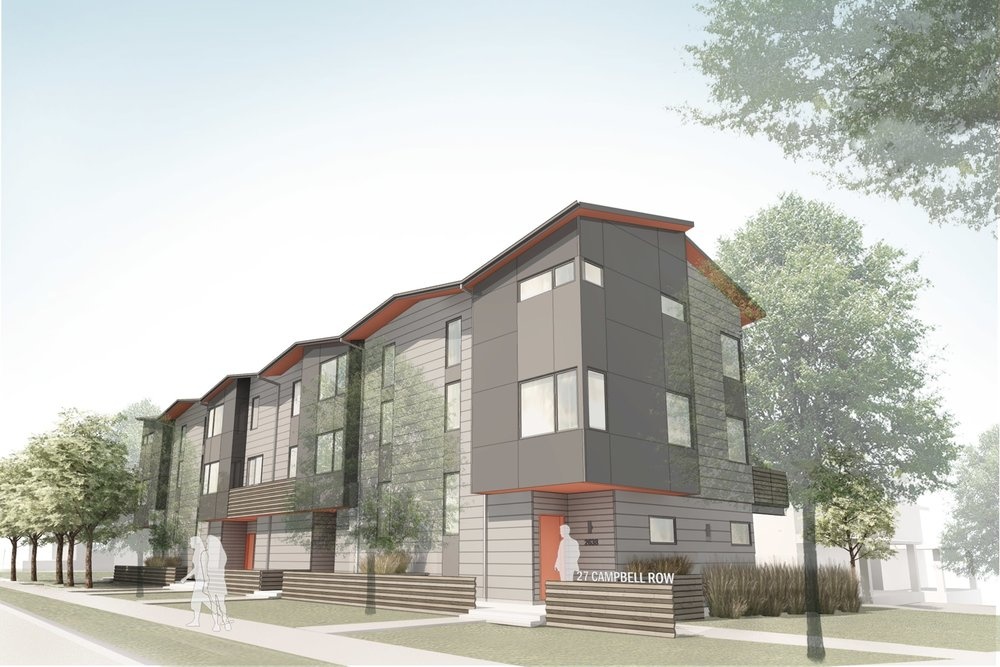 27th & Campbell Townhomes