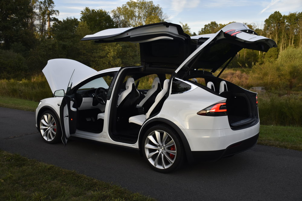 Tesla Model X Lusso Dream Cars - A tesla