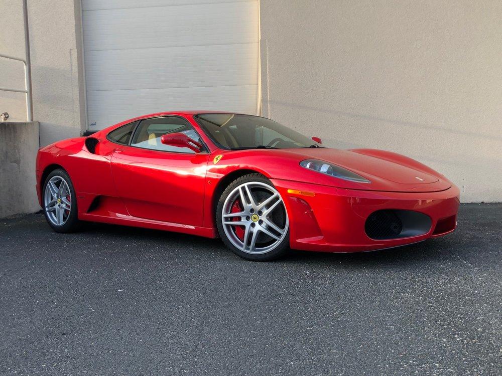 Ferrari rental dc