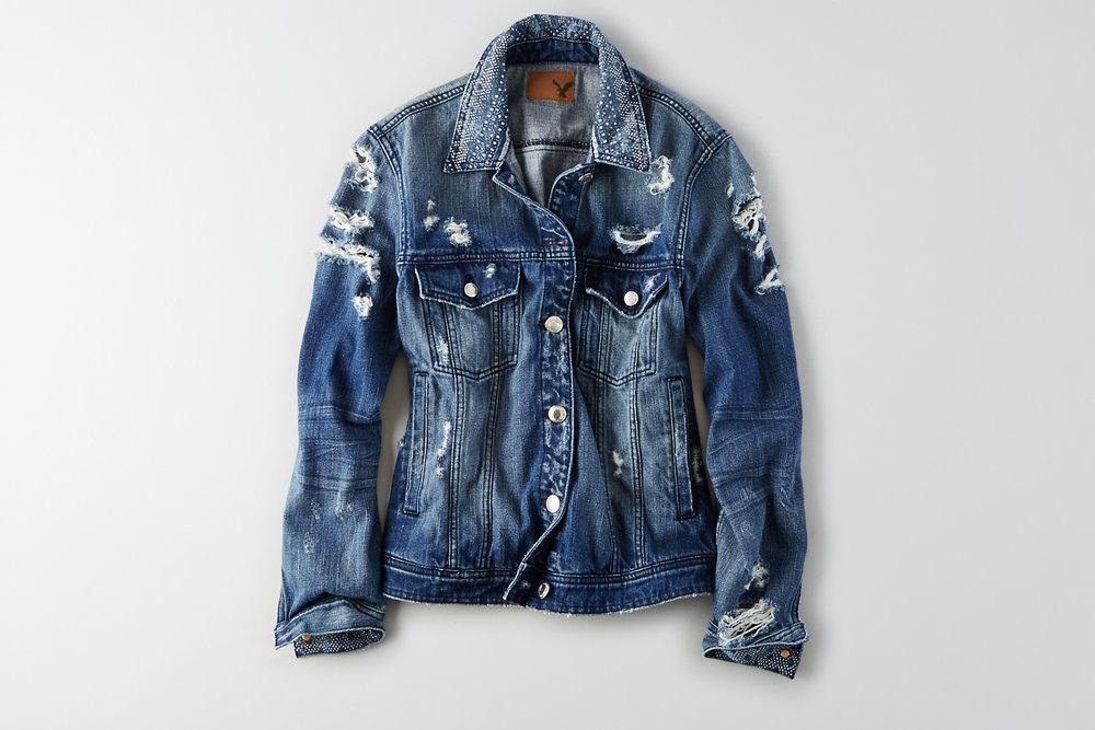 Denim Jacket AE