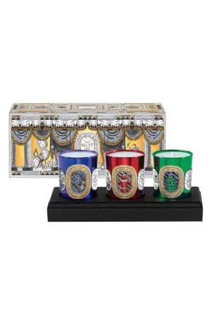 HER or HIM: Diptyque Holiday Candle Trio