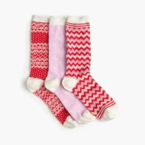 HER: Holiday Socks Set