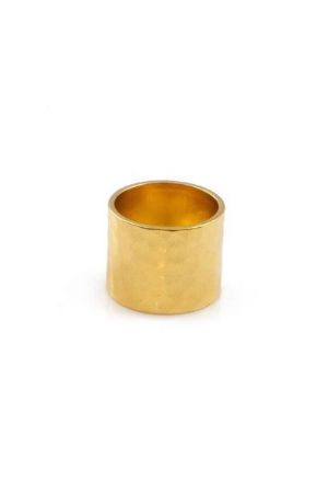 HER: Miranda Frye Sheridan Ring (in gold & silver)