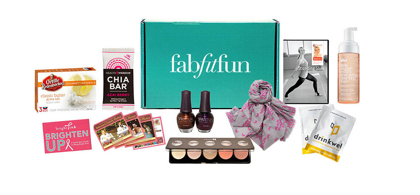 Fab Fit Fun Seasonal Box