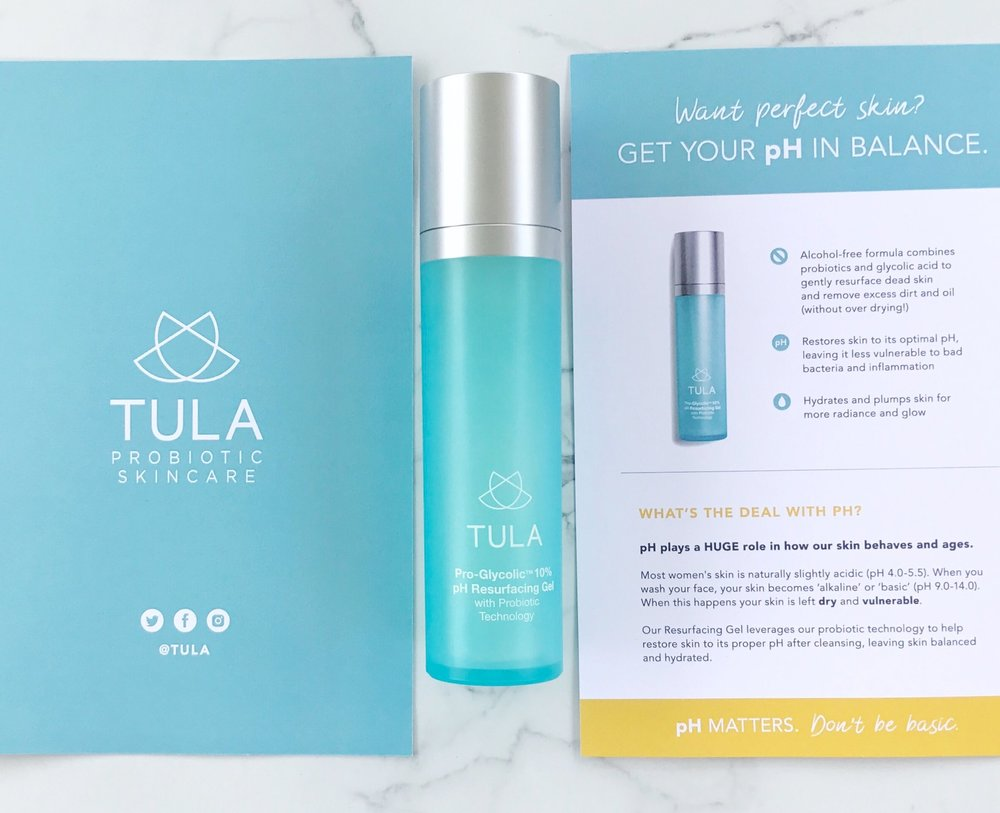 Pro-Glycolic 10% pH Resurfacing Gel ~  Use Code  JILL20   (20% off + FREE shipping on all TULA orders through 6/17/17)