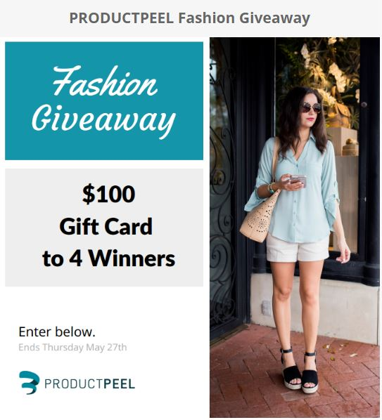 www.productpeel.com/giveaway