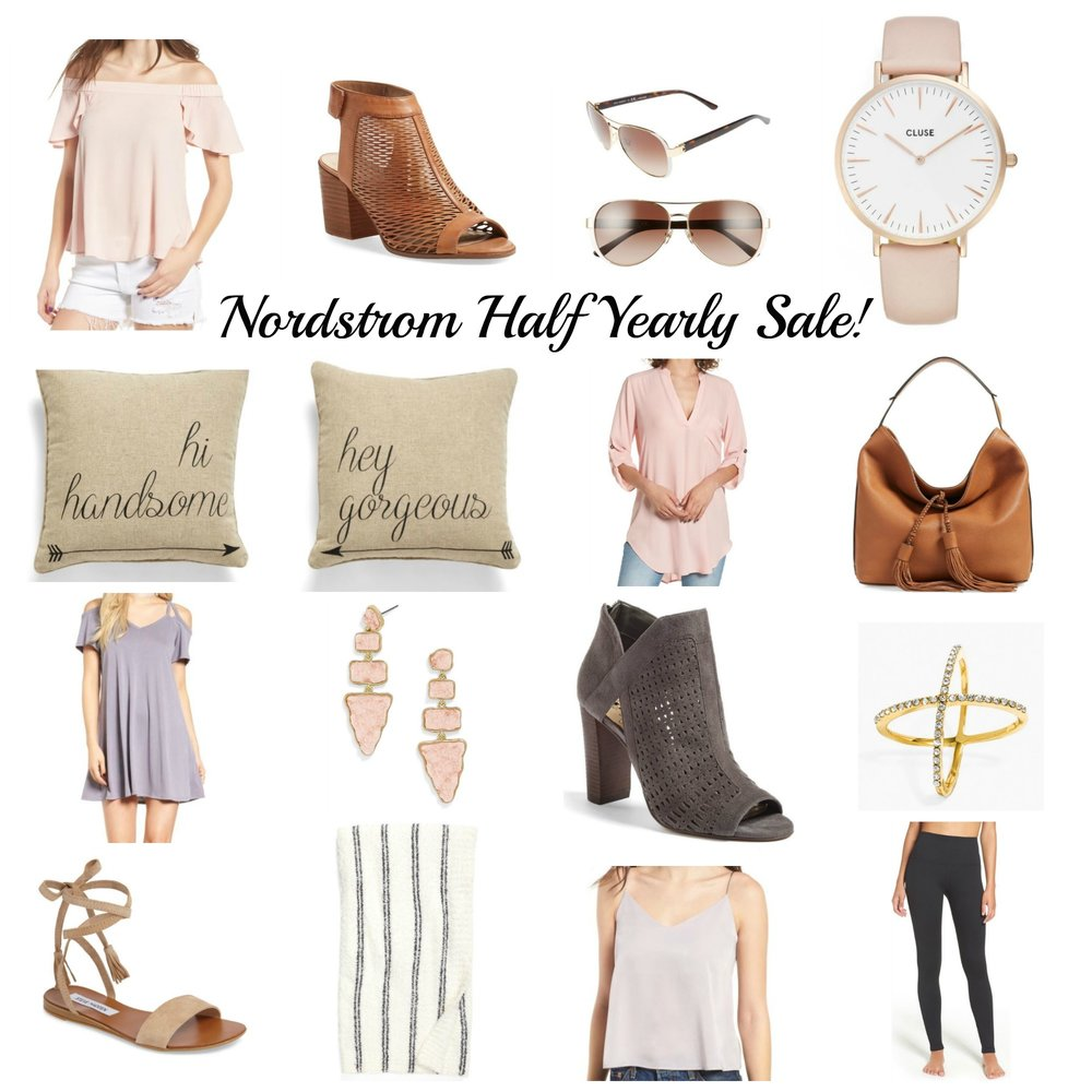 Nordstrom Half Yearly Sale Now through June 4